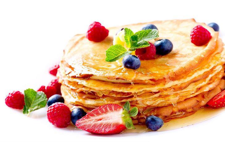 Pancakes (Berry)