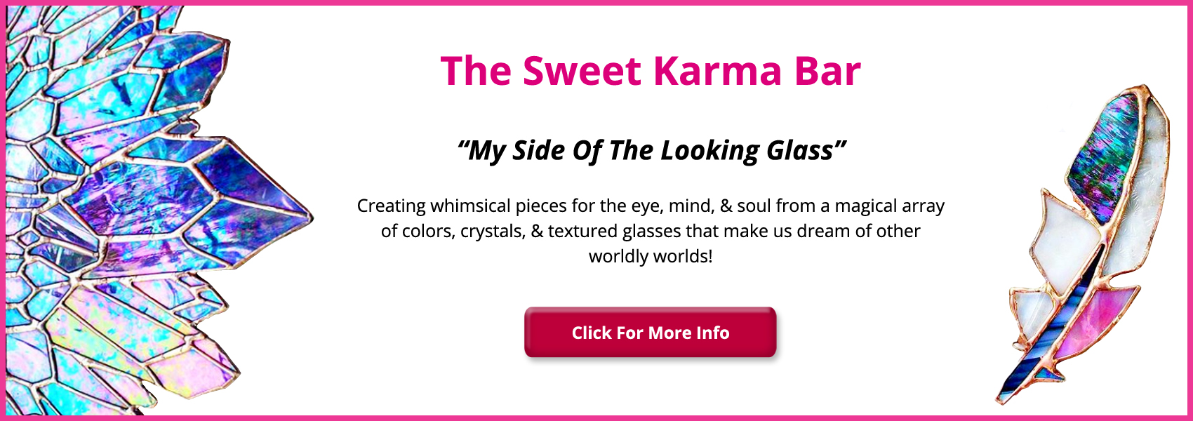 The Sweet Karma Bar (Banner)