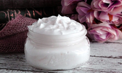 All Whipped Up Soothing Body Butter