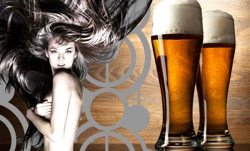 Hair Plumping Beer