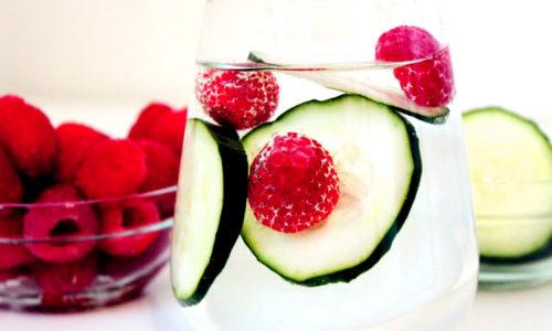 Raspberry Cucumber