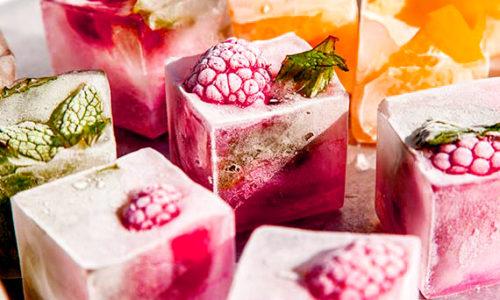 Raspberry Mint Ice