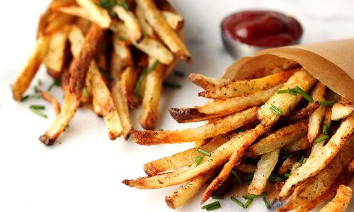 Red Potato Fries