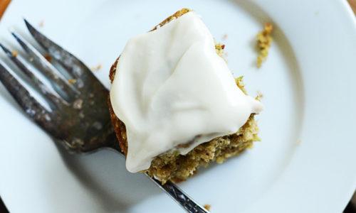 Zucchini Cake (GF)